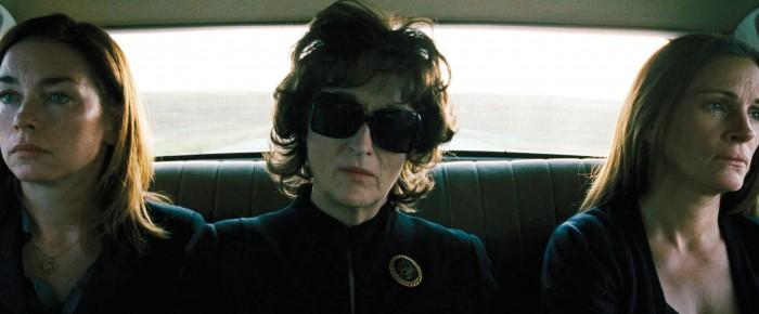 August: Osage County – filmul cu o Meryl Streep dementă şi demenţială