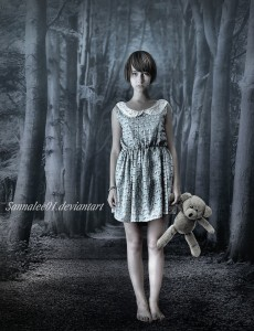dark_woods_by_sannalee01-d5j90cu