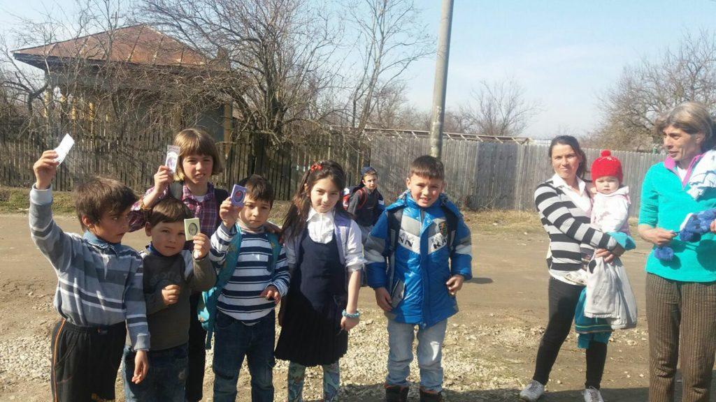 Copii flamanzi zone rurale