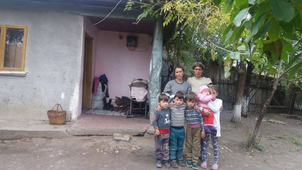 Copiii din zonele rurale