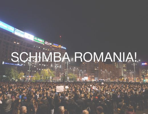 Schimba Romania, clasa politica este corupta,