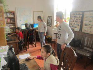 Proiect de ajutor al copiilor din mediul rural