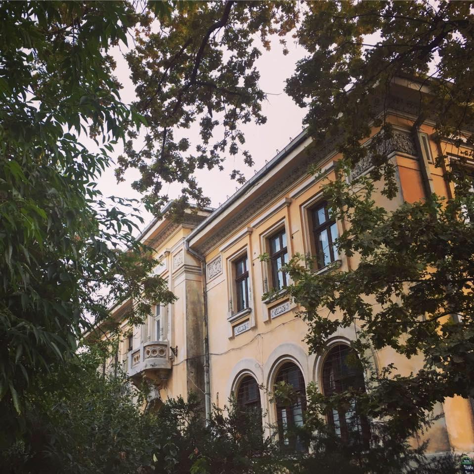 Comunitatea iubitorilor de Bucuresti