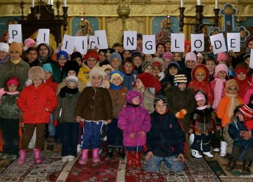 Copiii din Glodeanu, Buzau