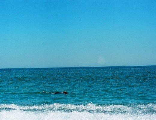 Insarcinata in 9 luni la mare